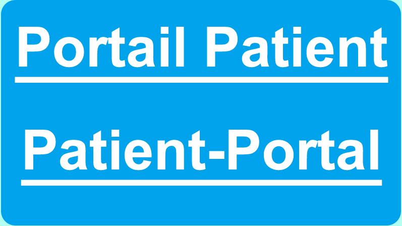 Portail Patient